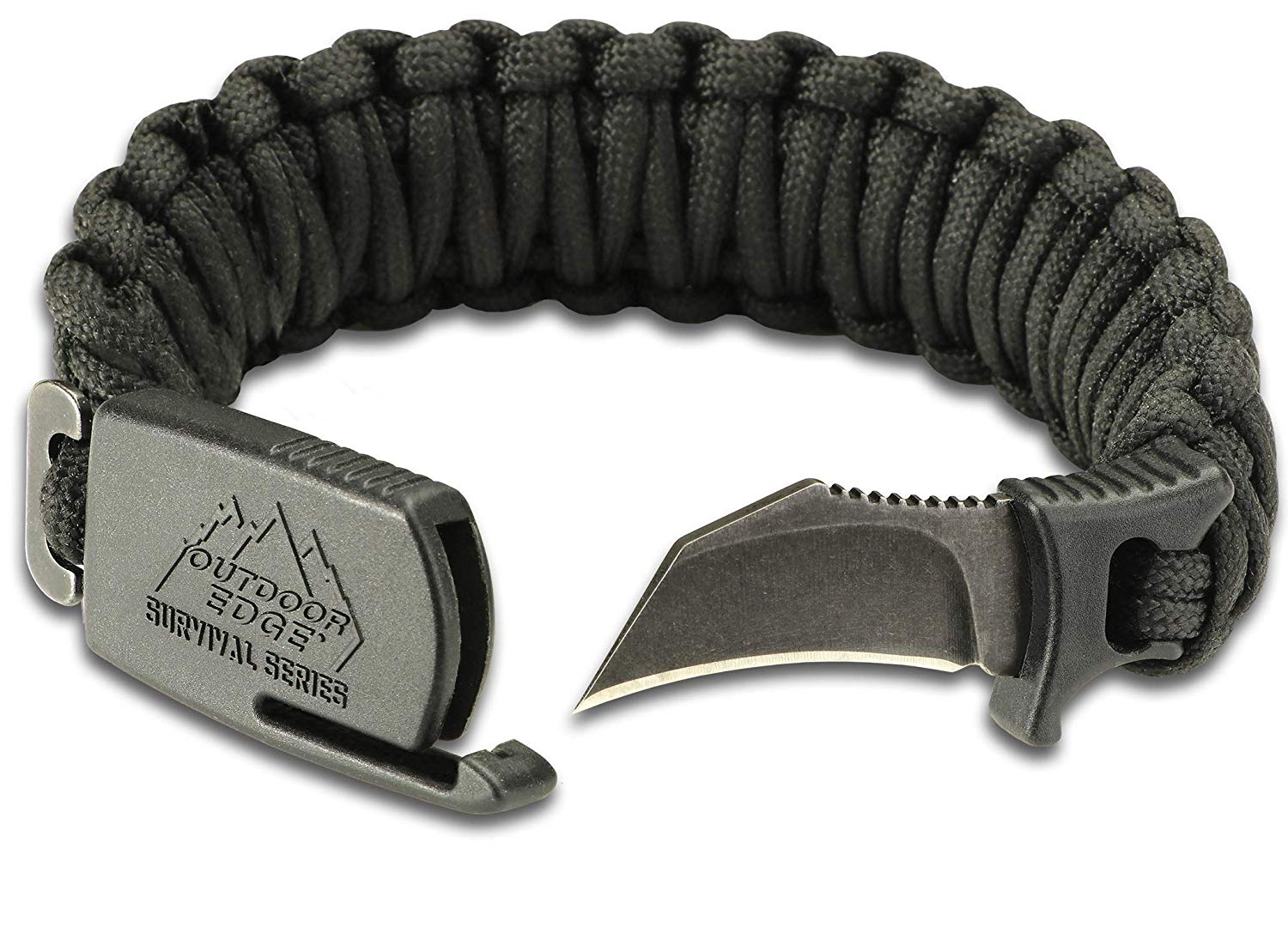 Tactical Edge 4 In 1 Buckle For Webbing And Paracord Buckle Bracelets