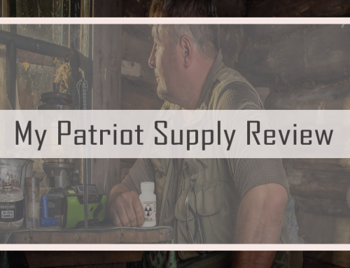My Patriot Supply Review